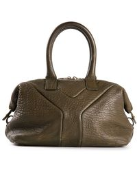 Yves Saint Laurent Vintage Easy Tote - Lyst