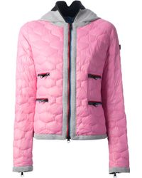 Riders on the Storm - Padded Hoodie Jacket - Lyst