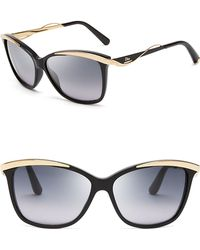 Dior Metaleyes Cat Eye Sunglasses - Lyst