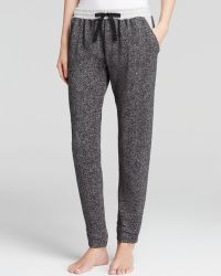 Kensie - French Terry Trousers - Lyst
