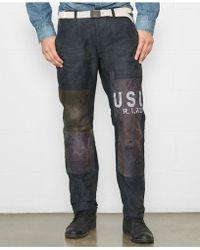 Denim & Supply Ralph Lauren Patched Utility Pants - Lyst
