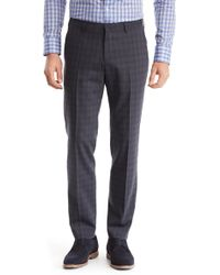 Hugo Boss Genesis | Slim Fit, Stretch Virgin Wool Blend Dress Pants - Lyst
