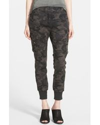 James Jeans - Slouchy Cargo Pants - Lyst