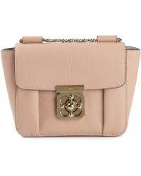 Chloé Small 'Elsie' Shoulder Bag - Lyst
