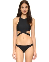 6 Shore Road By Pooja - Sonesta Bikini Top - Lyst