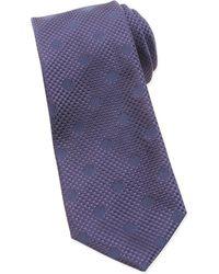 Tom Ford Tonal Polka-Dot Tie - Lyst