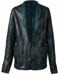 Ma+ - Leather Jacket - Lyst