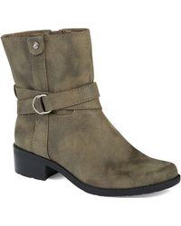 Anne Klein Loraine Ankle Boots - Lyst