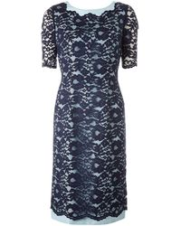 Jacques Vert Monique Lace Shift Dress - Lyst