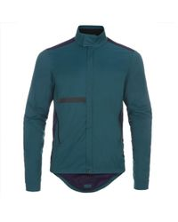 Paul Smith | 531 Teal Wind And Shower Resistant Packable Cycling Jacket | Lyst