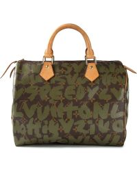 Louis Vuitton Louis Vuitton X Stephen Sprouse 'Graffiti Speedy - Lyst