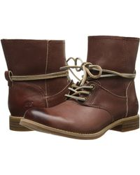 Timberland Earthkeeper® Savin Hill Lace Ankle Boot - Lyst