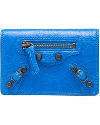 Balenciaga Classic Card Case - Lyst