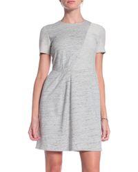 Tibi Tweed Dress - Lyst