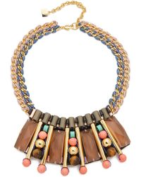 Nocturne - Emma Necklace - Lyst