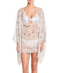 Asceno   Silk Beach Shirt   Lyst