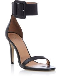 Oasis Tamsin 2 Part Heeled Sandals - Lyst