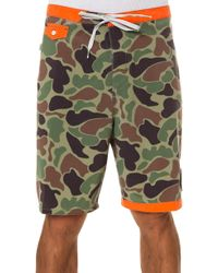 Vans The Jt Trimline Boardshorts - Lyst