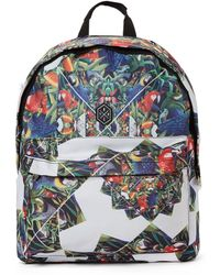 The Idle Man - Hype Prism Parrot Backpack - Multi - Lyst