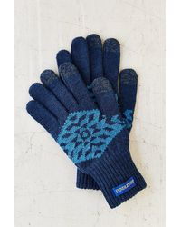 Pendleton X Uo Knit Touchscreen Glove - Lyst