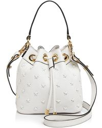 MILLY - Astor Star Mini Bucket Bag - Lyst