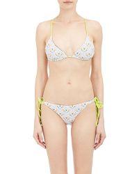 Basta Surf Reversible String Bikini Top - Lyst