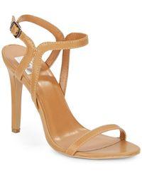 DV by Dolce Vita Orann Faux Leather Sandals - Lyst