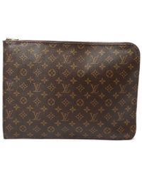 Louis Vuitton Pre-owned Poche Docbruments - Lyst