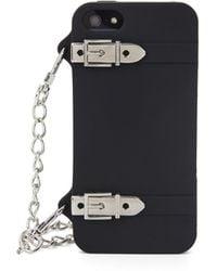 BCBGMAXAZRIA - Iphone 5 Handbag Case - Lyst