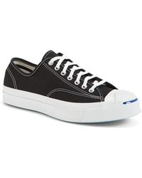 Converse 'Jack Purcell - Signature' Sneaker black - Lyst