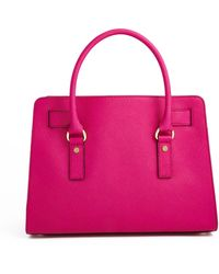 Michael by Michael Kors Hamilton East West Satchel - Lyst