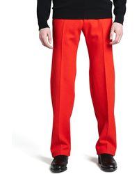 Alexander McQueen Side-stripe Pants - Lyst