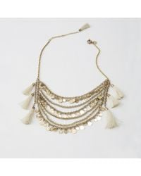 Abercrombie & Fitch - Statement Necklace - Lyst