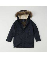Abercrombie & Fitch - M51 Down-filled Parka - Lyst