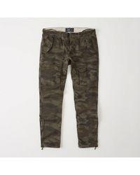 Abercrombie & Fitch - Flight Pants - Lyst