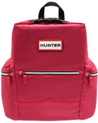 HUNTER Rucksack ́ ORIGINAL TOPCLIP MINI ́ - Pink