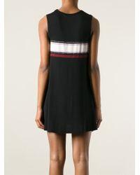 Les Éclaires - Printed Tunic Dress - Lyst