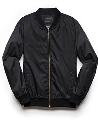 21men Classic Bomber Jacket - Lyst