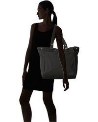 Nixon Nomad Tote Bag black - Lyst