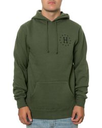 Huf The Galaxy Classic H Pullover Hoodie - Lyst