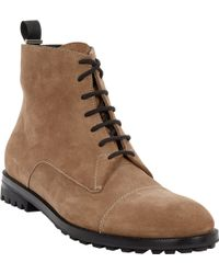 Balenciaga Captoe Ankle Boots - Lyst