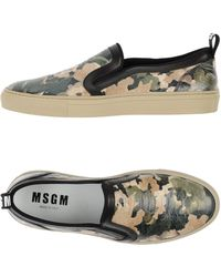 MSGM | Low-tops & Trainers | Lyst
