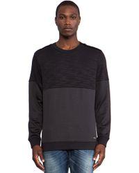 Diesel Huckel Pullover Sweater - Lyst