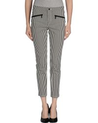 Theyskens' Theory Casual Pants - Lyst