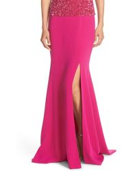THEIA - Mermaid Skirt - Lyst