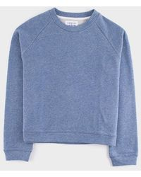 Libertine-Libertine - Play Sweat Blue Melange - Lyst