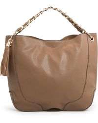 Mango Chain Shoulder Bag - Lyst