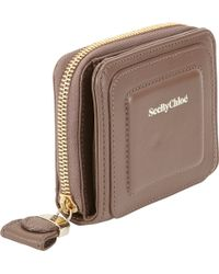 See By Chloé Square Wallet - Lyst