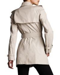 Burberry Brit - Mottram Trench Trench - Lyst