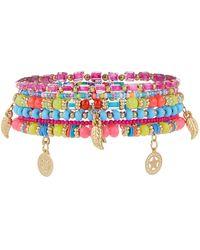 Accessorize | Neon Stretch Bracelet Pack | Lyst